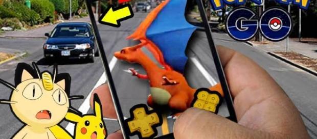 Pericoli in agguato per chi gioca a Pokemon GO