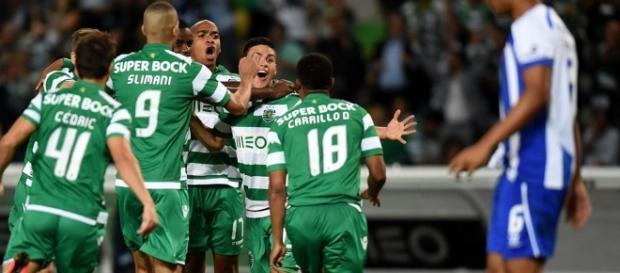 Sporting conseguiu desviar o reforço ao FC Porto
