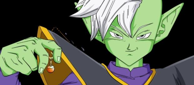 zamasu del universo 10 dragon ball super