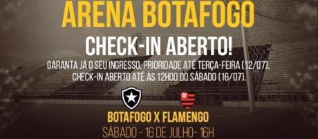 A nova Arena do Botafogo fica na Ilha do Governador, no Rio