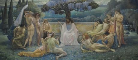Texto Platón: el mito de la caverna