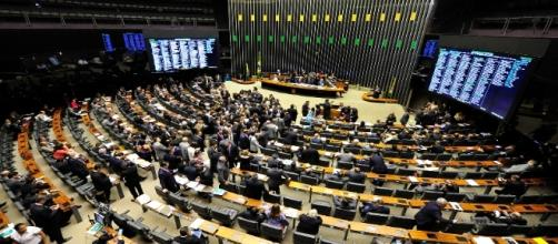 Câmara dos deputados (créditos: jornaldaparaiba)
