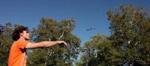 """Consigue los encuadres más insólitos gracias al """"dron selfie"""""""