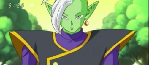 El Dios rey Zamasu del universo 10