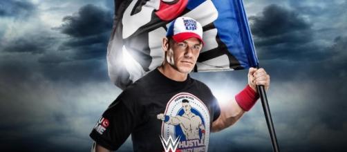 John Cena è il protagonista del manifesto di Battleground