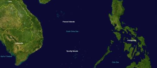 Las disputadas aguas de las Islas Spratly