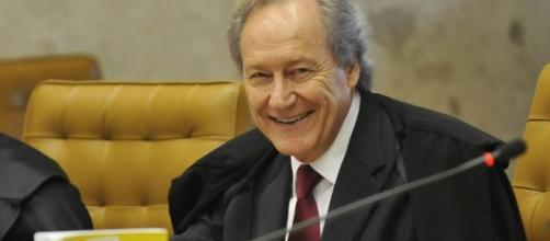 O presidente do STF Ricardo Lewandowski