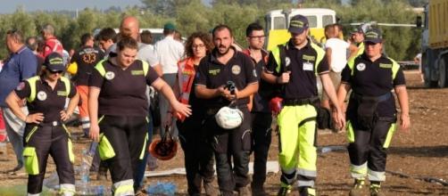 Puglia: i nomi delle vittime identificate dello scontro tra due treni