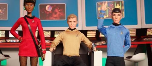 This STAR TREK Barbie Comic-Con Exclusive Will Make You Green ... - nerdist.com