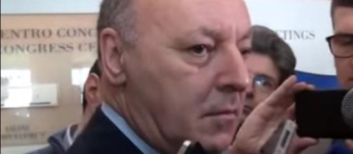 Ultime notizie calciomercato Juventus, mercoledì 13 luglio: il direttore sportivo, Beppe Marotta