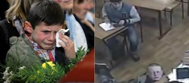 Ataque Escola Suzano Gallery: Aluno Morre Em Sala De Aula Durante Ataque Homofóbico E