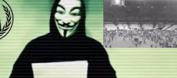 Anonymous fez inúmeras ameaças aos senadores que votarem a favor do projeto de lei que visa limitar o acesso à internet