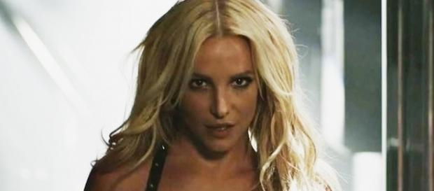 "Britney Spears ""Private Show"" Teaser"