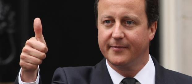 David Cameron fostul prim-ministru al Marii Britanii