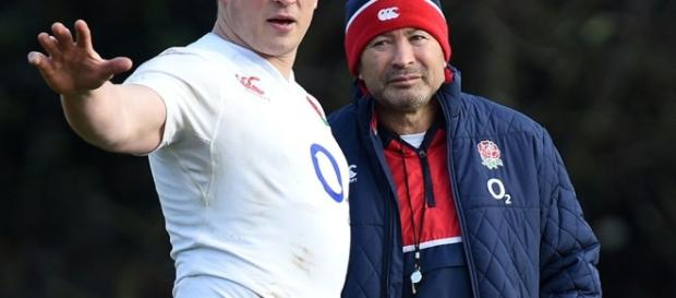 England head coach Eddie Jones makes three changes to side for Six ... - mirror.co.uk