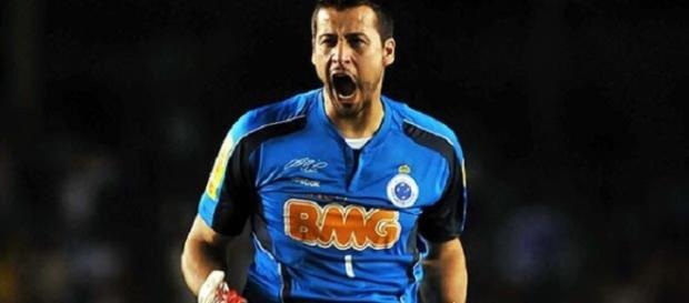 Fábio, goleiro do Cruzeiro, pode ganhar chance na Seleção