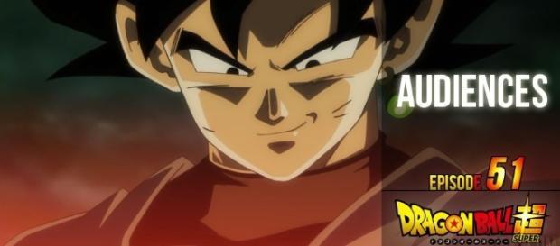 Goku Black DBS capitulo numero 51.