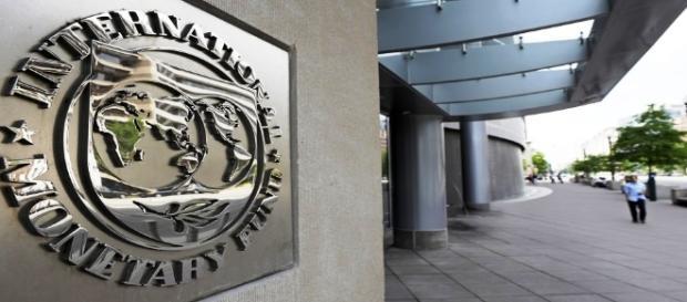 Il palazzo del Fondo monetario internazionale