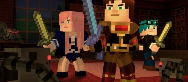 Minecraft: Story Mode - A Telltale Games Series on Steam - steampowered.com