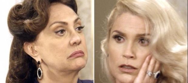 Sandra quer Anastácia em hospício (Reprodução/GShow)