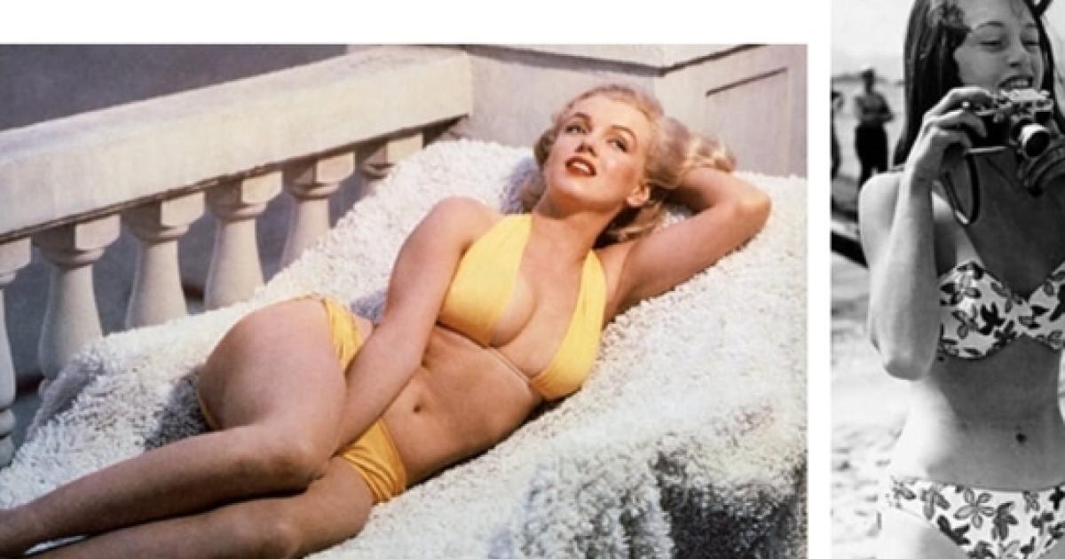 Costumi Da Bagno Anni 80 : Il bikini il costume da bagno più sexy compie settant anni