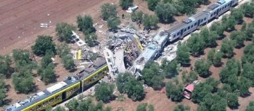 Accidente ferroviario mortal en Italia