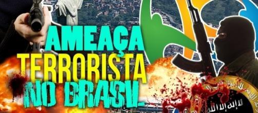 Brasil seria próximo alvo da EI