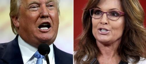 """Donald Trump Would """"Love"""" for Sarah Palin to Join His ... - usmagazine.com"""