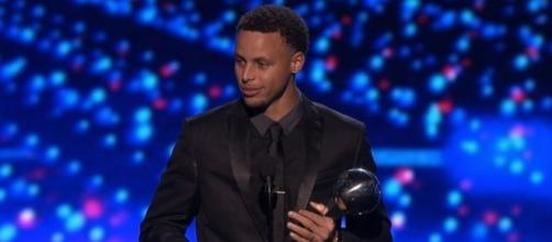 ESPY Awards: Stephen Curry Wins Best Male Athlete Video - ABC News - go.com