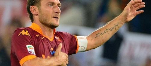 Francesco Totti: il simbolo di Roma