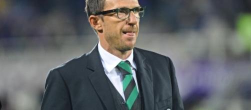 Il Sassuolo di Di Francesco sfiderà il Lucerna in Europa League.