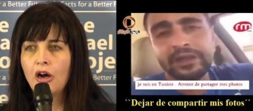Lahouaiej defiende su inocencia desde Tunez