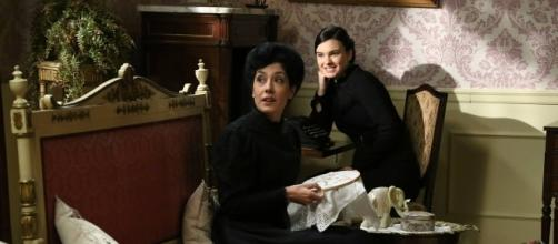 Leonor y Rosina reciben una gratificante sorpresa /Tve1