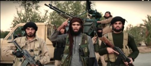 Mais uma vez os terroristas do EI estão por trás de um ataque na França