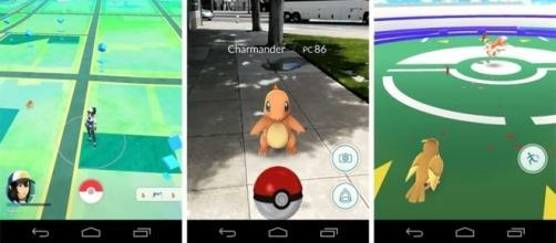 São já muitos os jogadores portugueses que se aventuram para capturarem Pokémons raros.