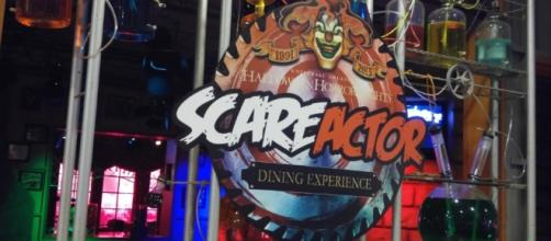 The scareactor dining experience is bigger and better than ever in 2016. (Photo by Barb Nefer)