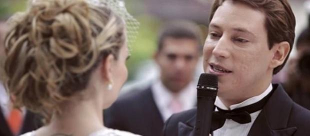 Bianca Toledo e Felipe se casaram em 2013