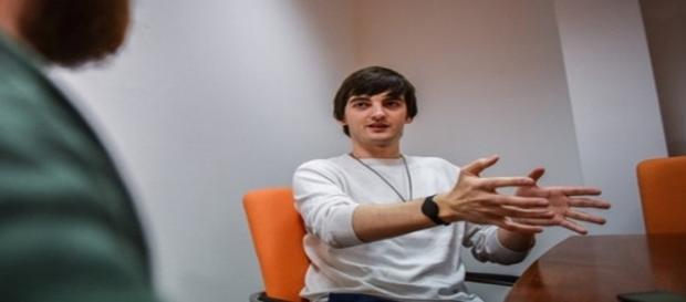 Cornel Amariei, inventator și cercetător. Foto: turnulsfatului.ro