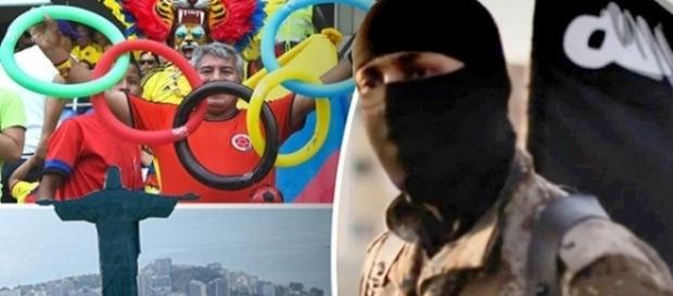 Estado Islâmico tinha planejado ataque nas Olimpíadas (Foto: Gadoo)