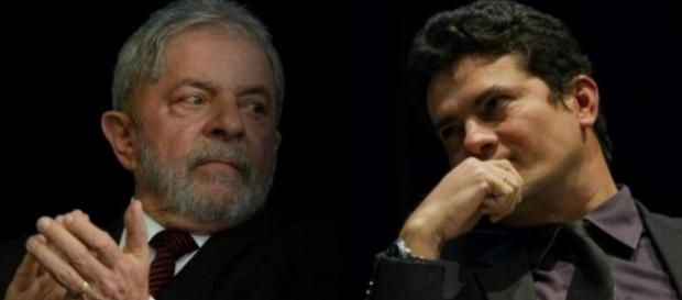 Lula e Sérgio Moro travam uma verdadeira batalha na justiça