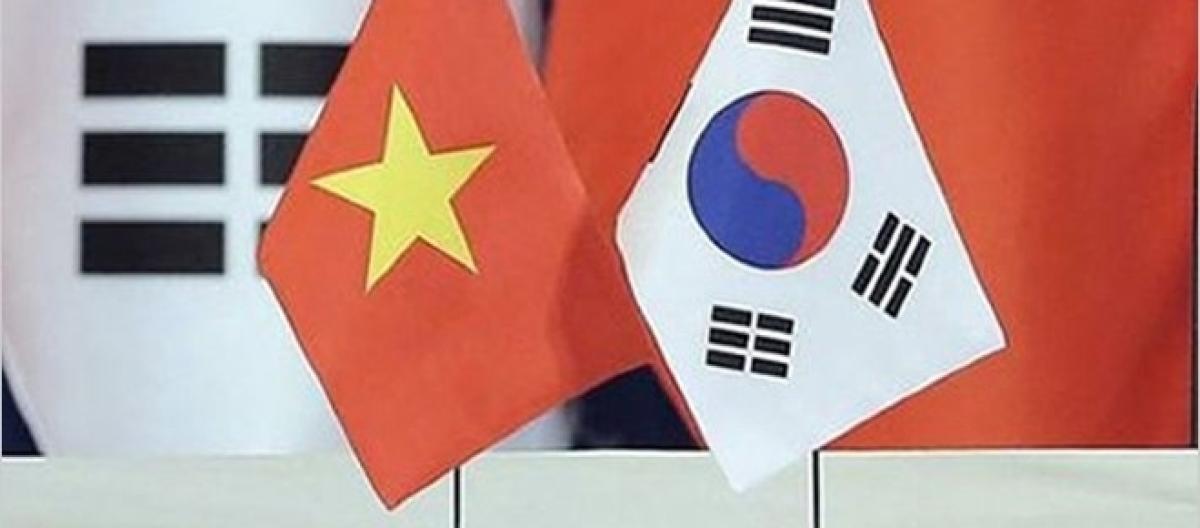 Trade Agreement Struck Between Vietnam And South Korea After Wartime