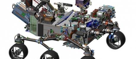NASA/JPL-Caltech public domain via Wikimedia Commons