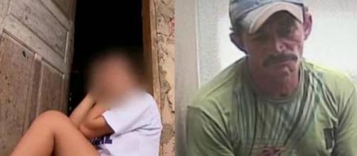 A menina de 12 anos, foi vendida para o comerciante José dos Anjos de 57 anos.