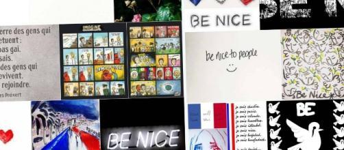 Attentat de Nice, les dessins fleurissent sur la toile