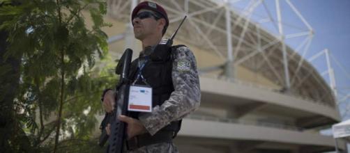 Brasil en alerta por amenaza del Isis contra los Juegos Olímpicos ... - laprensa.hn