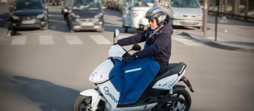 City Scoot, le scooter électrique à Paris en devenir