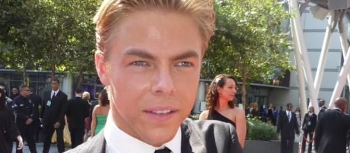 'DWTS' pro Derek Hough earned a 2016 Emmy nomination. Greg Hernandez/Flickr
