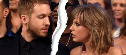 Guerra entre Taylor Swift y Calvin Harris