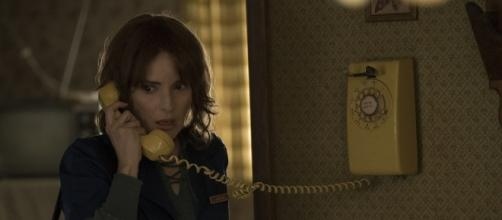It's the first time superstar Winona Ryder does television/Photo via Netflix