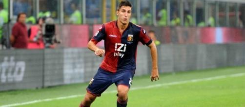 Mario Sampirisi esterno cresciuto nel Genoa.